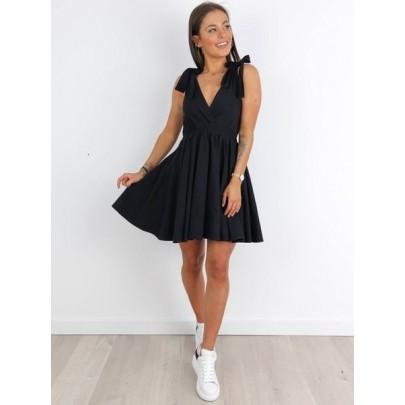 Női fekete ruha AIDA