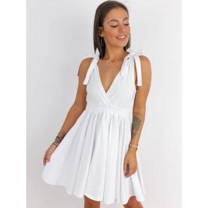 Női fehér ruha AIDA