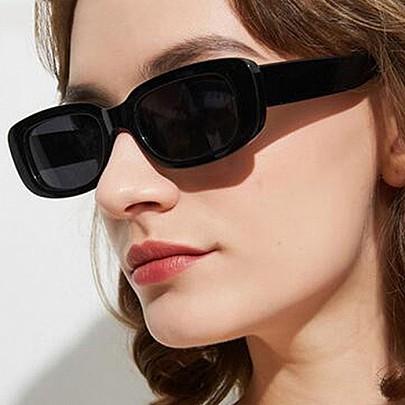 Női napszemüveg Chloe fekete