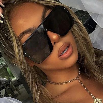 Női napszemüveg Megan fekete
