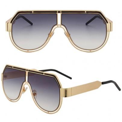 Férfi napszemüveg Tay gold