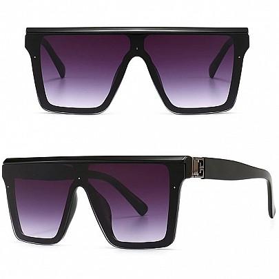 Férfi napszemüveg Kane fekete GR