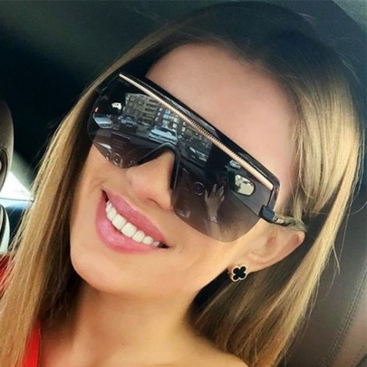 Női napszemüveg Siena fekete