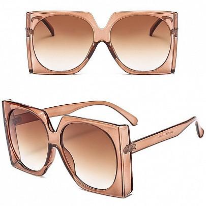 Női napszemüveg Carmela barna