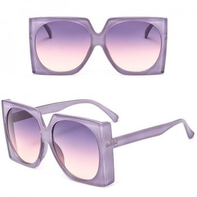 Női napszemüveg Carmela lila