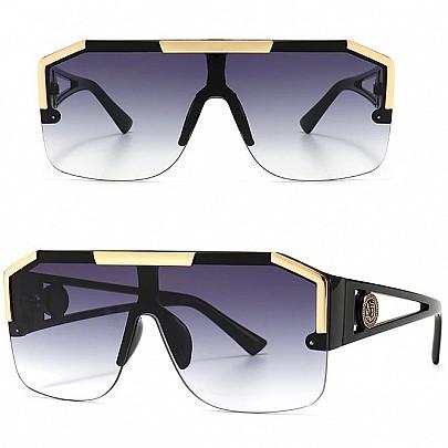 Férfi napszemüveg Dario fekete GR