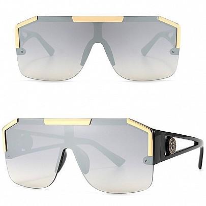 Férfi napszemüveg Dario silver