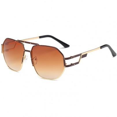 Férfi napszemüveg Rocco barna
