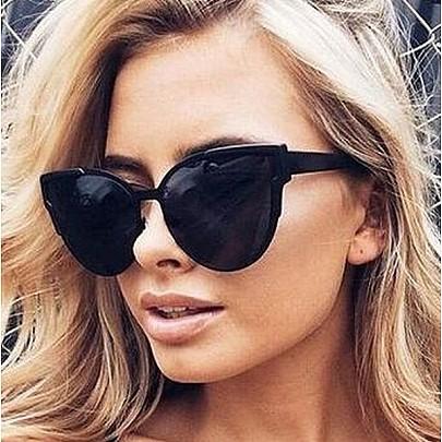 Női napszemüveg Miracle fekete