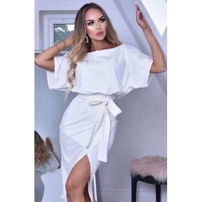 Női fehér ruha CLARICE