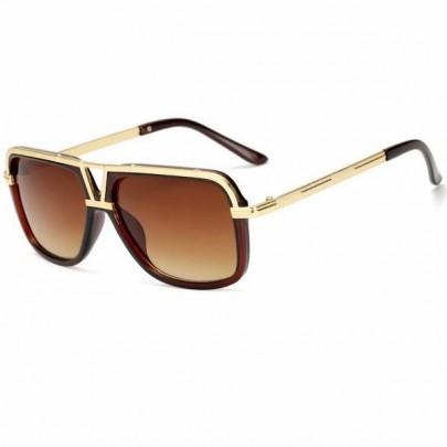 Férfi napszemüvegek Adelio barna