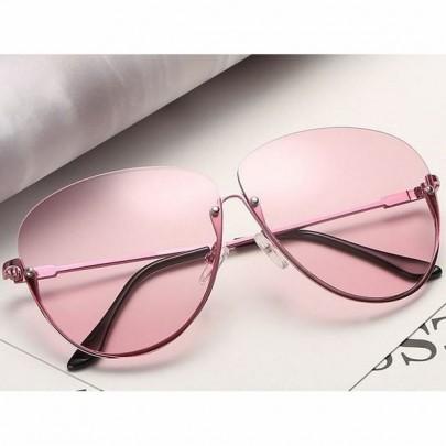 Női napszemüveg Maya rózsaszín