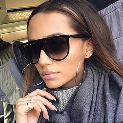 Női napszemüveg Elle fekete