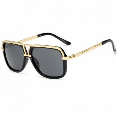 Férfi napszemüveg Adelio fekete