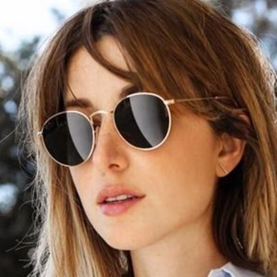 Női napszemüveg Lilja fekete