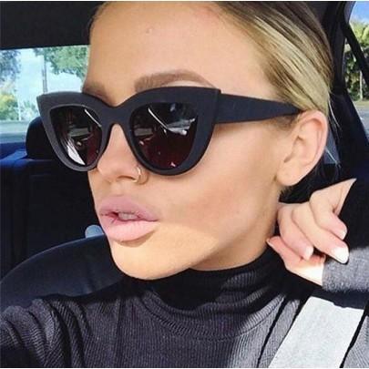 Női napszemüveg Lola fekete