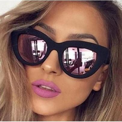 Női napszemüveg Lola rózsaszín