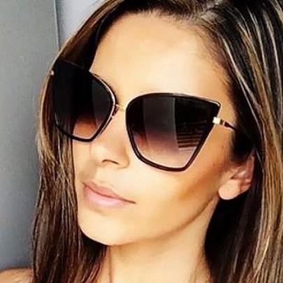Női napszemüveg Benita fekete