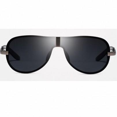 Polarizált pilóta napszemüveg Arnold szürke