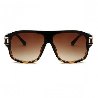 Férfi napszemüveg Theo fekete Leo