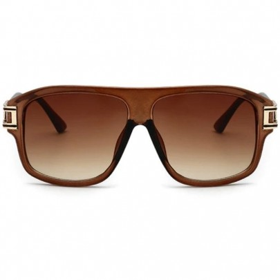 Férfi napszemüveg Theo barna