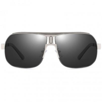 Polarizált pilóta napszemüveg Roy szürke