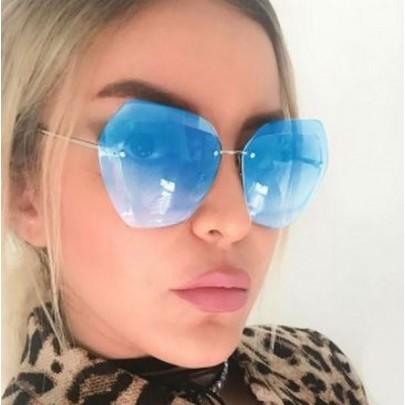 Női napszemüveg Eva kék