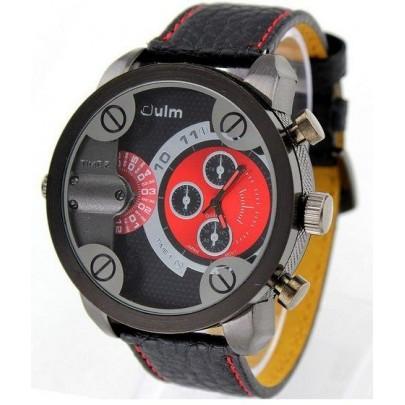 Pánske hodinky Oulm DualNew Red