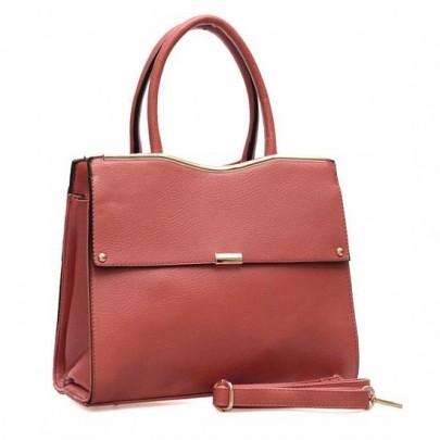 Stílusos táska - rózsaszín