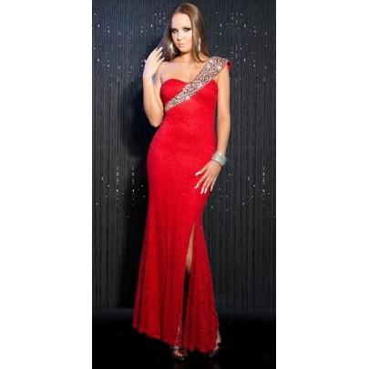 Estélyi ruha Zainab - piros