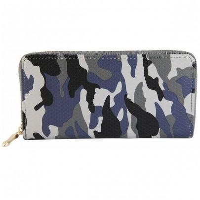 Női pénztárca Camo - camuflage