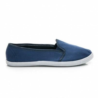 Slip-on sportcipő kék