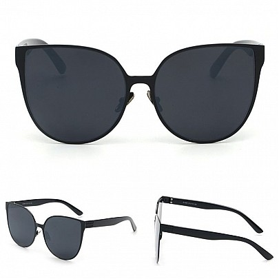 Női napszemüveg Elegance fekete keret fekete üveg
