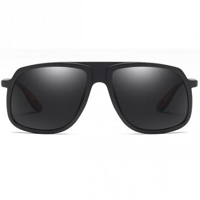 Polarizált napszemüveg Gareth fekete