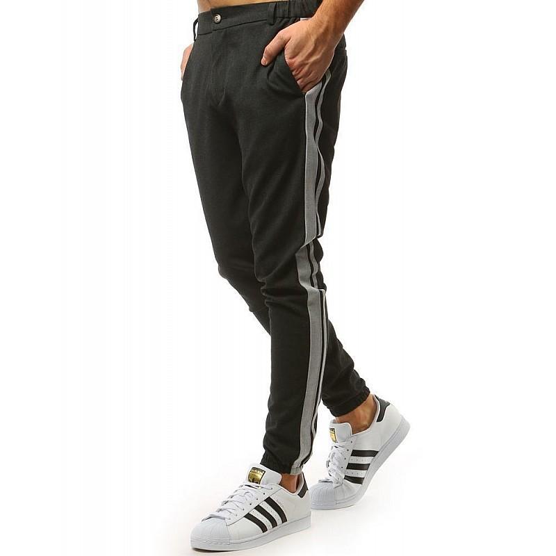 Férfi modern jogger nadrág fekete vux1343 | Bellago.hu