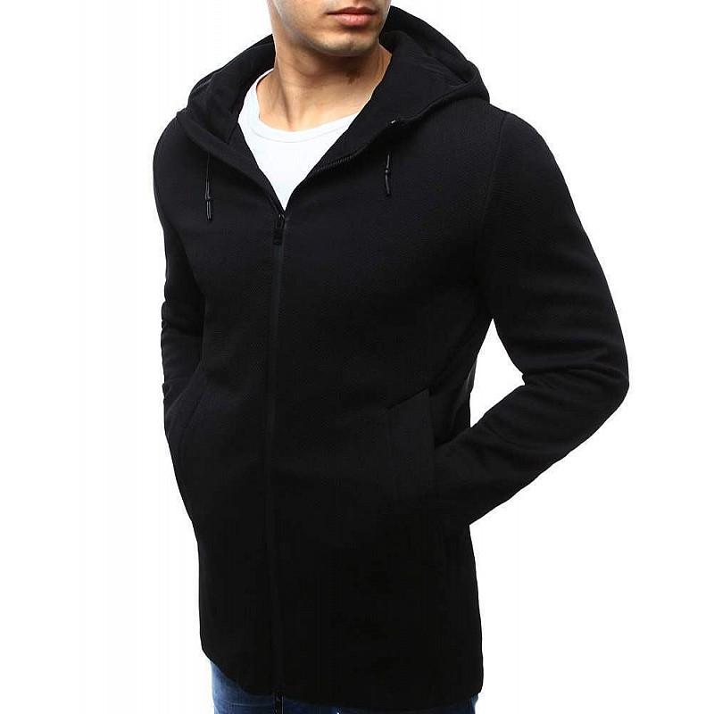 4b2a17a086 Fekete férfi hosszú kabát vtx2096 | Bellago.hu