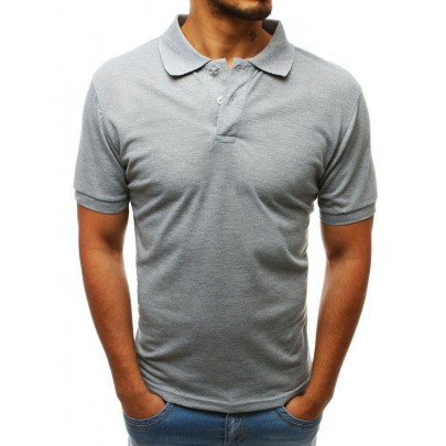 Világos szürke férfi pólóing vpx0203