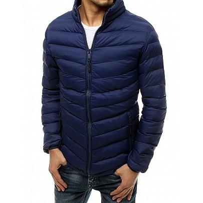 Átmeneti férfi kék kabát tx3548