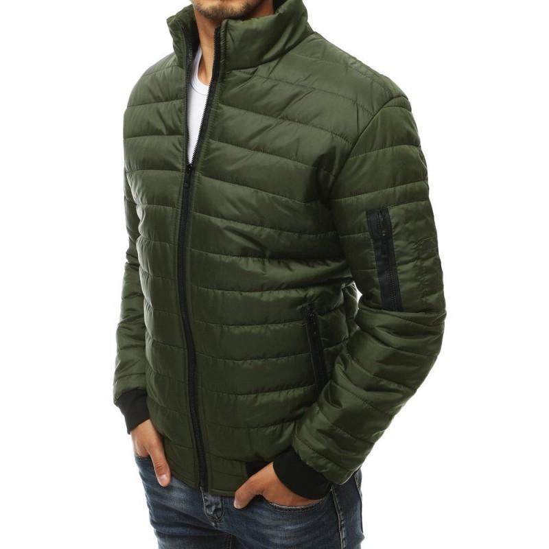 Zöld férfi átmeneti kabát tx3407 | Bellago.hu